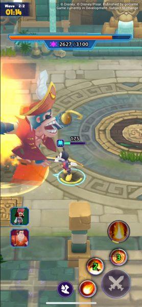 Disney Epic Quest - GameStart 2018 - 05