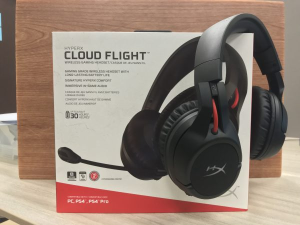 low cost 47c56 afa15 Review: The HyperX Cloud Flight is like an online gaming buddy ...