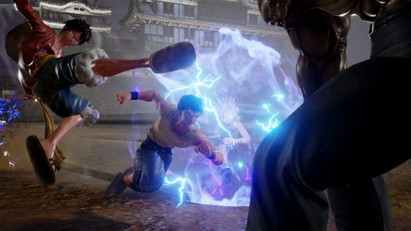 Jump Force - Closed Beta 02