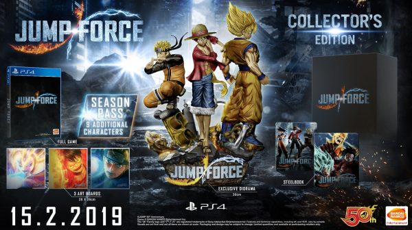 Jump Force - Collector's Edition SEA