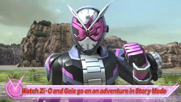 Kamen Rider Climax Scramble - Trailer 02