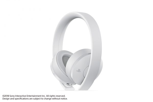 PS4 Wireless Headset - White 04