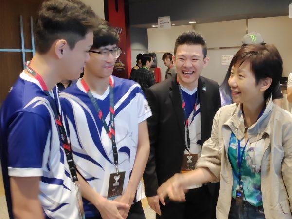 PVP Esports Championship 2018 - Ms Grace Fu 03