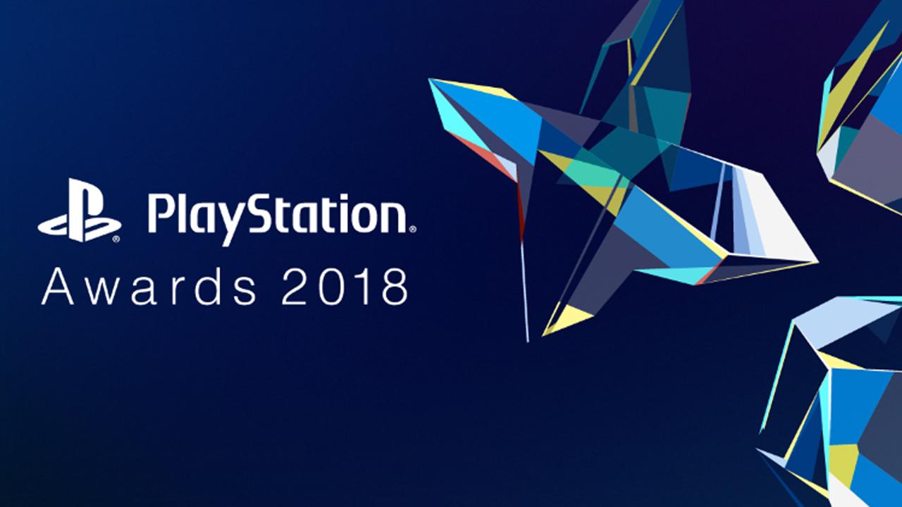 PlayStation Awards 2018 crop