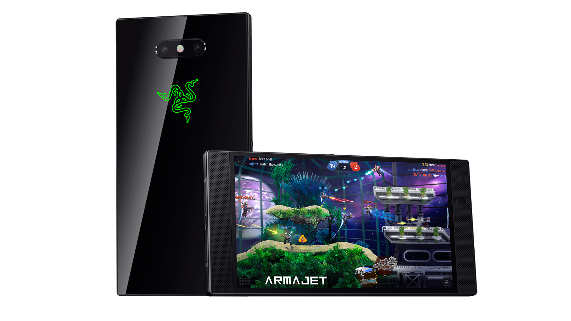 Razer Phone - Announce 01