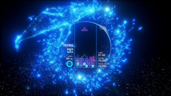 Tetris Effect - Screenshot 01