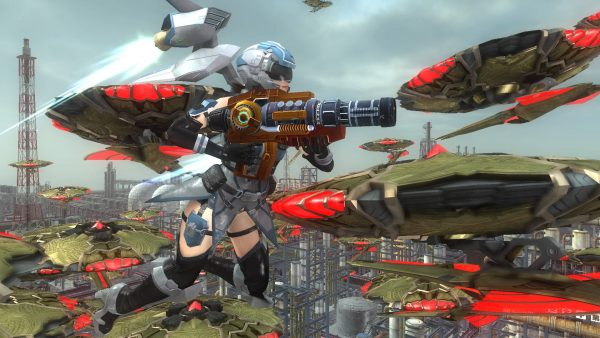 Earth Defense Force 5 - Review 03