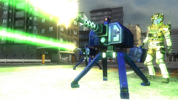 Earth Defense Force 5 - Review 04