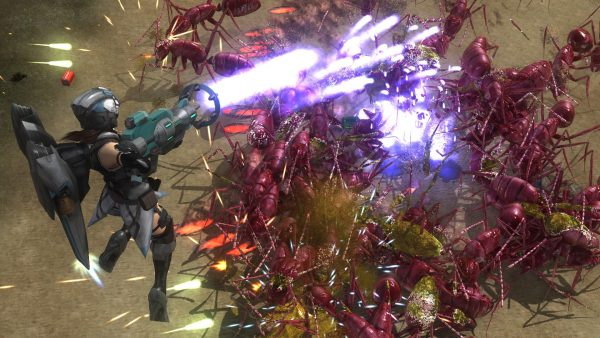 Earth Defense Force 5 - Review 05