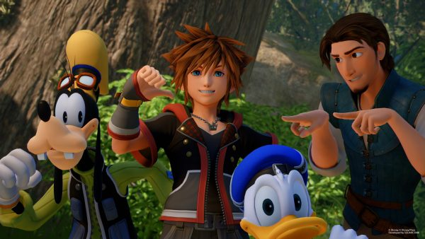 Kingdom Hearts III - Tangled SS