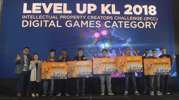 Level Up KL 2018 - IPCC 2018 Winners