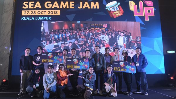 Level Up KL 2018 - SEA Game Jam 2018