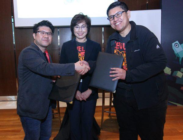 Level Up KL 2018 - Press Con