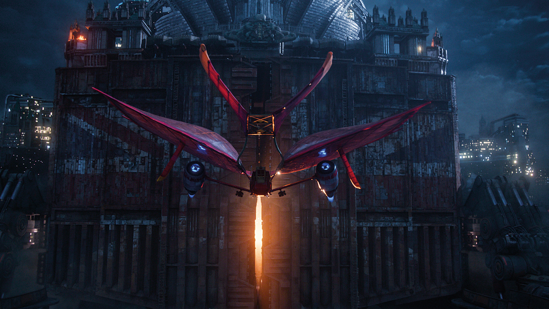 Image result for mortal engines movie