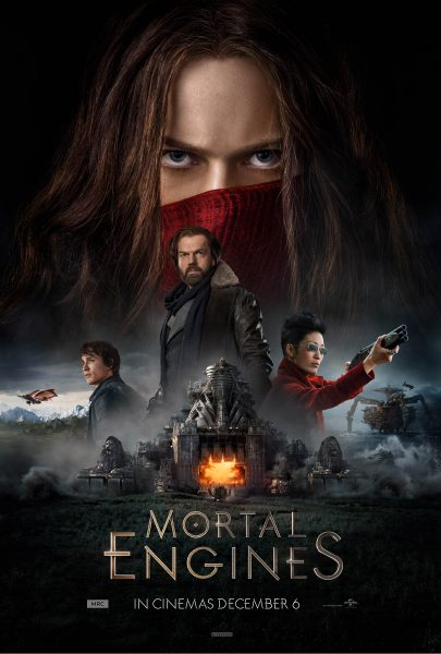Mortal Engines - Poster
