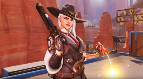 Hero spotlight: Aiming down sights with Overwatch's Ashe