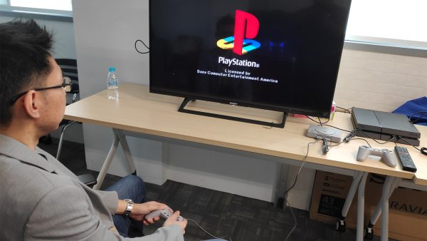 PlayStation Classic - Hands-on 01