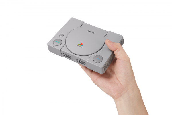 PlayStation Classic - Hands-on 03