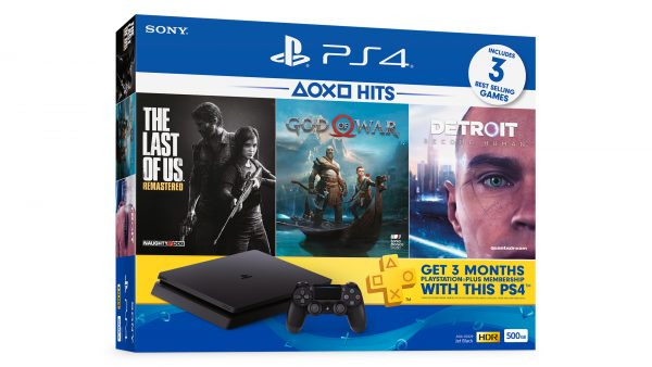 PlayStation Holiday 2018 - HITS Bundle