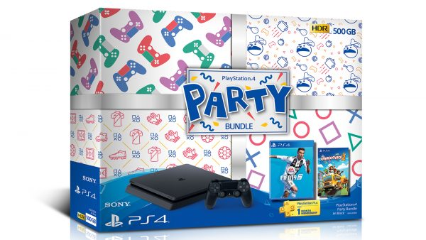 PlayStation Holiday 2018 - Party Bundle