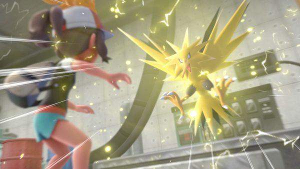 Pokemon Let's Go Pikachu/Eevee - Review 04