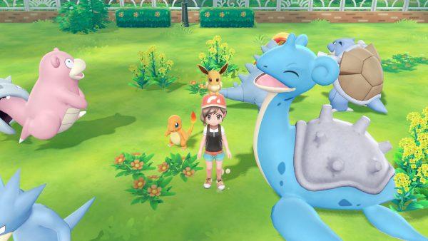 Pokemon Let's Go Pikachu/Eevee - Review 05