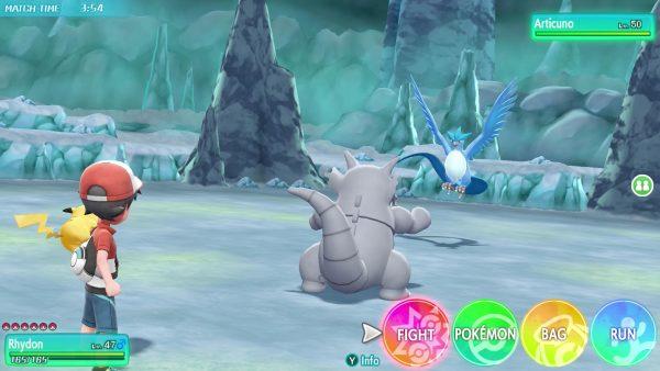 Pokemon Let's Go Pikachu/Eevee - Review 06