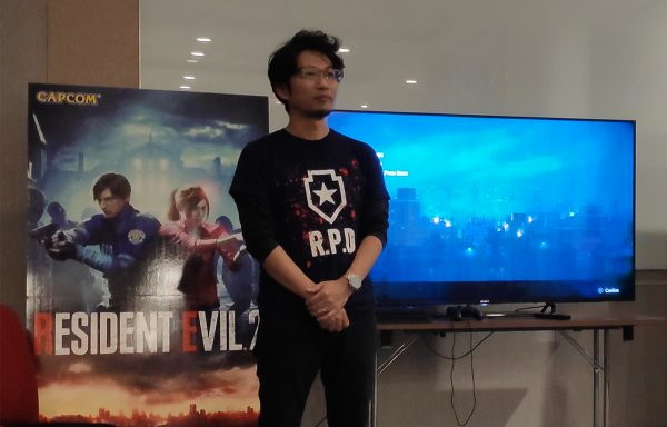 RE2 Producer Yoshiaki Hirabayashi presentation