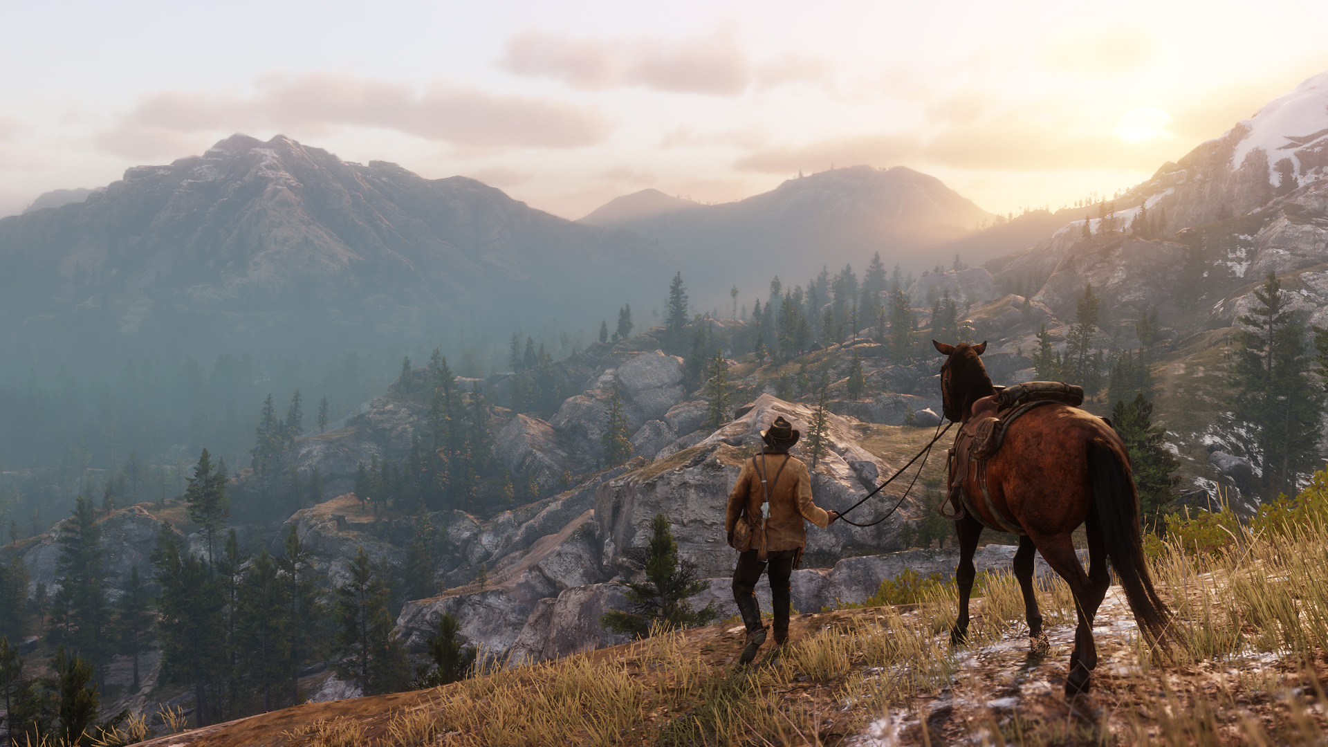 Red Dead Redemption 2- Review 01