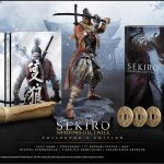 Sekiro: Shadows Die Twice - Collector's Edition