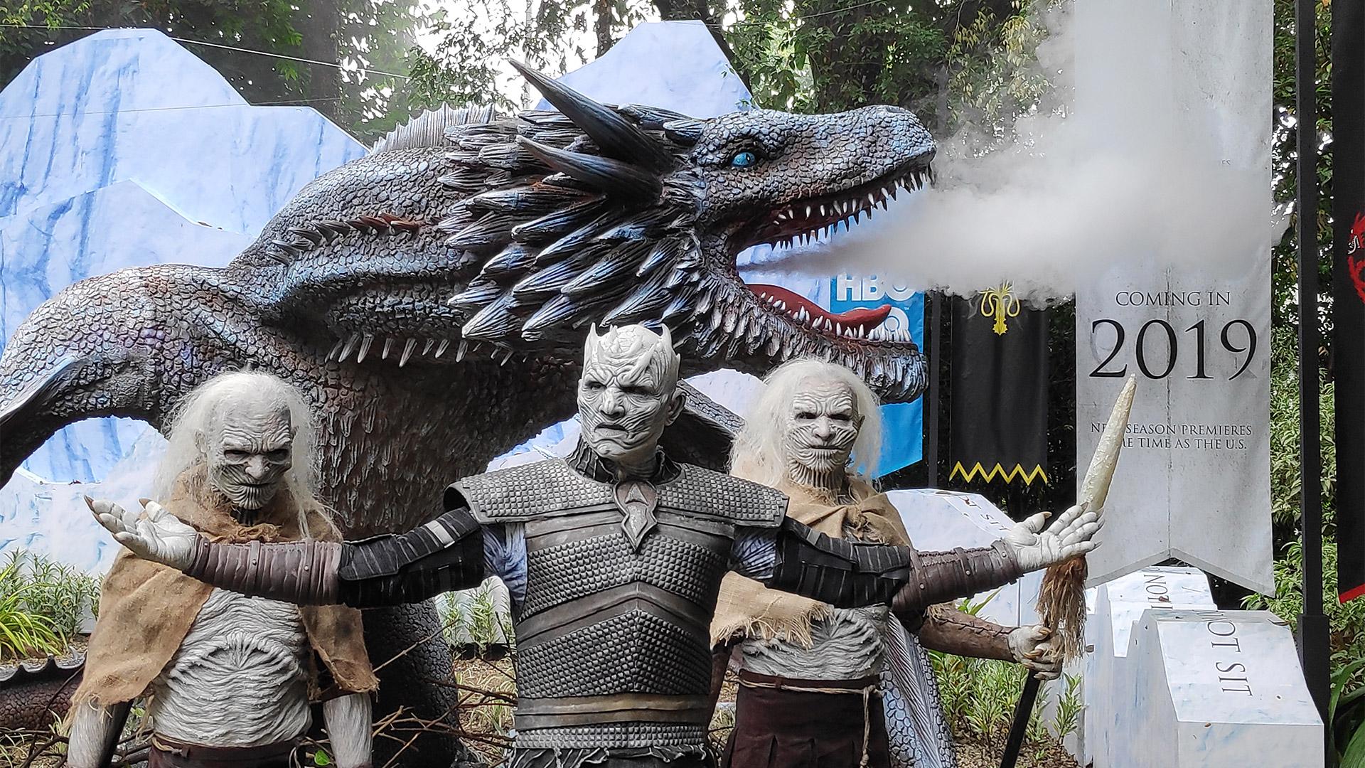 Singapore Zoo - Dragons & Beasts 01