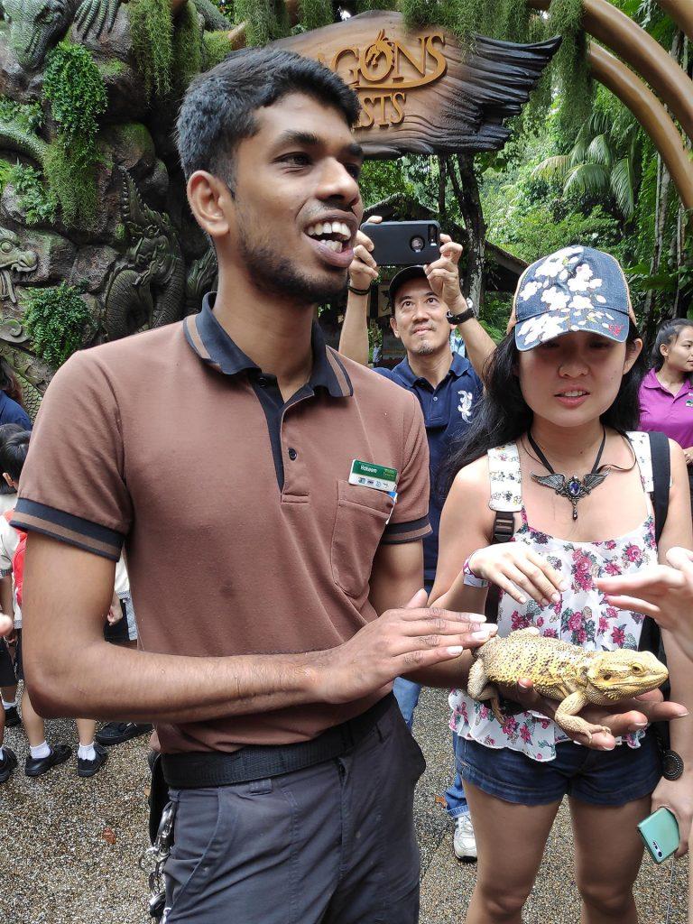 Singapore Zoo - Dragons & Beasts 03