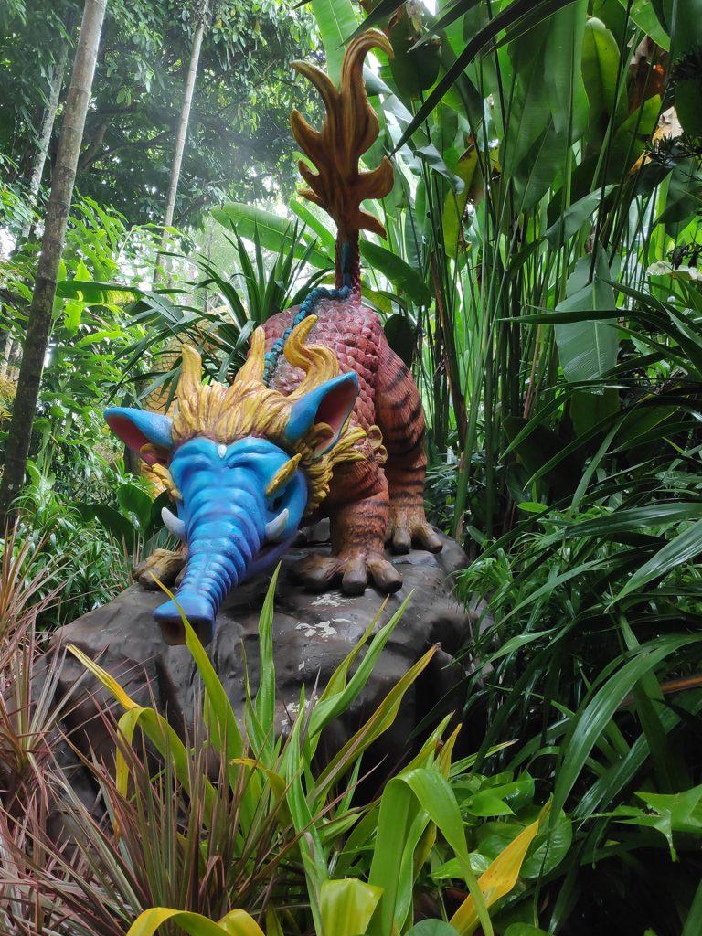 Singapore Zoo - Dragons & Beasts 04