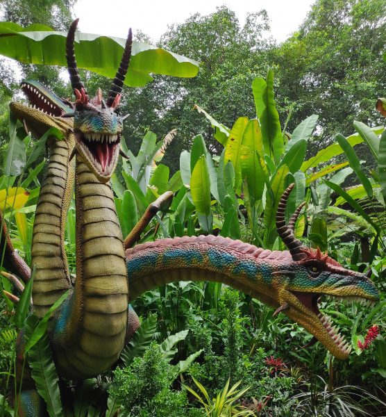 Singapore Zoo - Dragons & Beasts 05