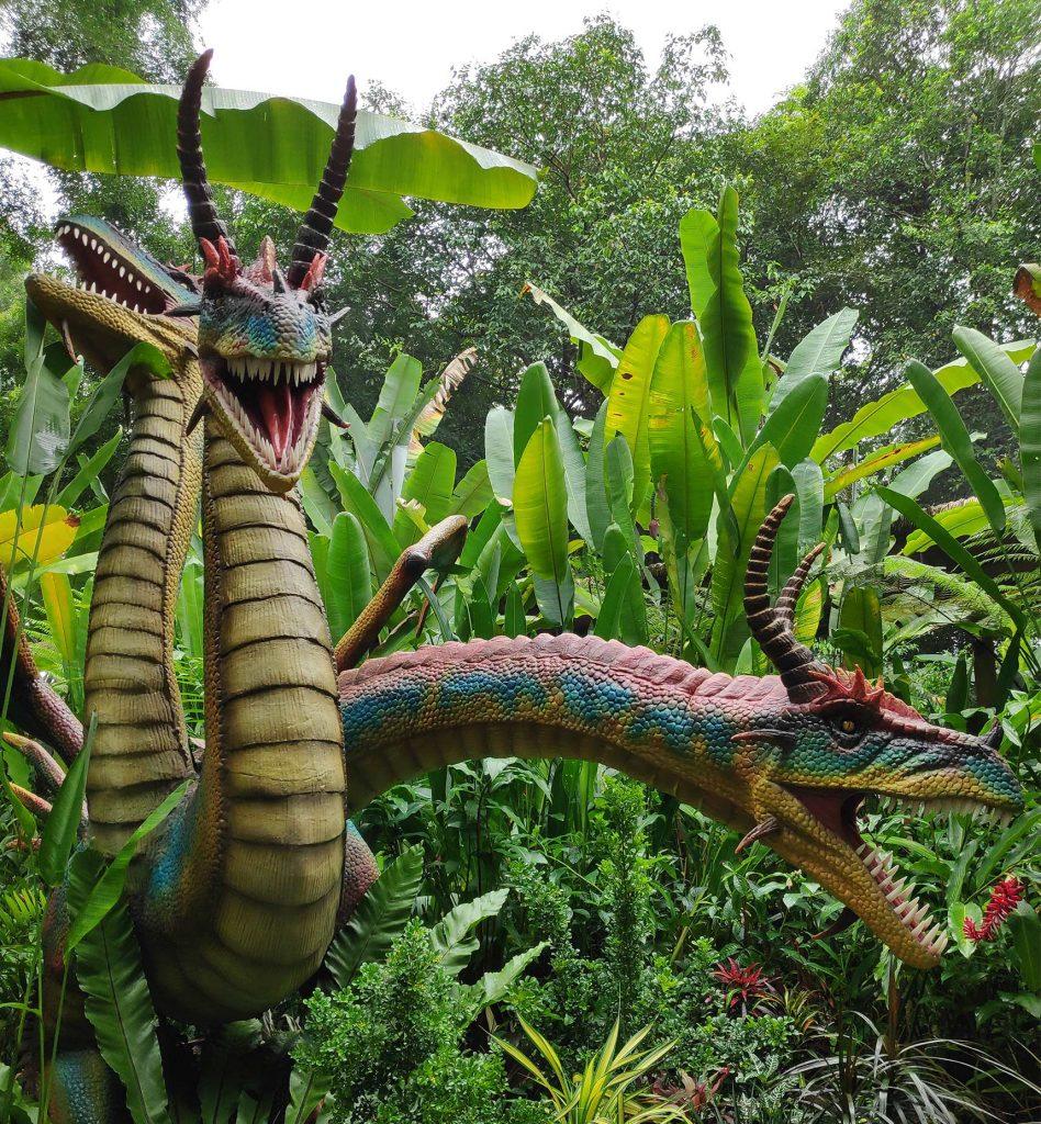 Singapore Zoo - Dragons & Beasts 05