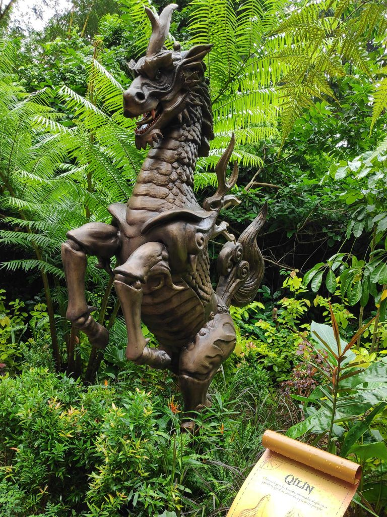 Singapore Zoo - Dragons & Beasts 06