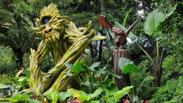Singapore Zoo - Dragons & Beasts 10