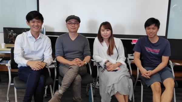 Ubisoft Singapore - Ubi Panel 2018 - 02