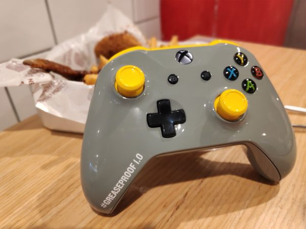 Xbox One Greaseproof Controller - 06