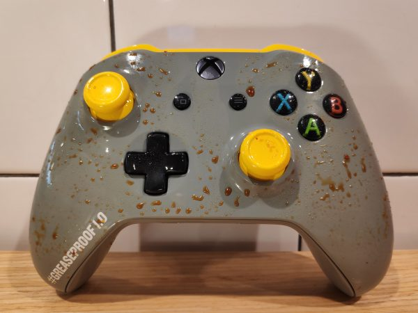 Xbox One Greaseproof Controller - 08