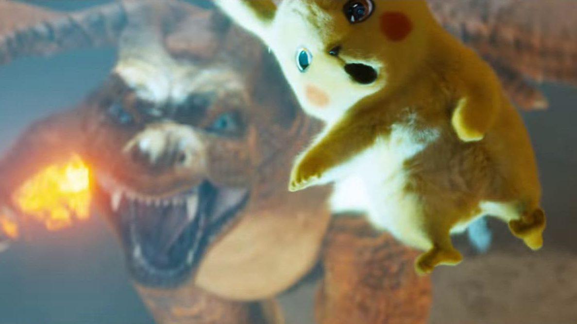 Detective Pikachu - 01