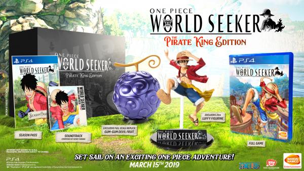 One Piece: World Seeker - 01