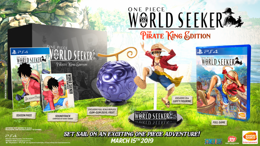 One Piece: World Seeker - 01