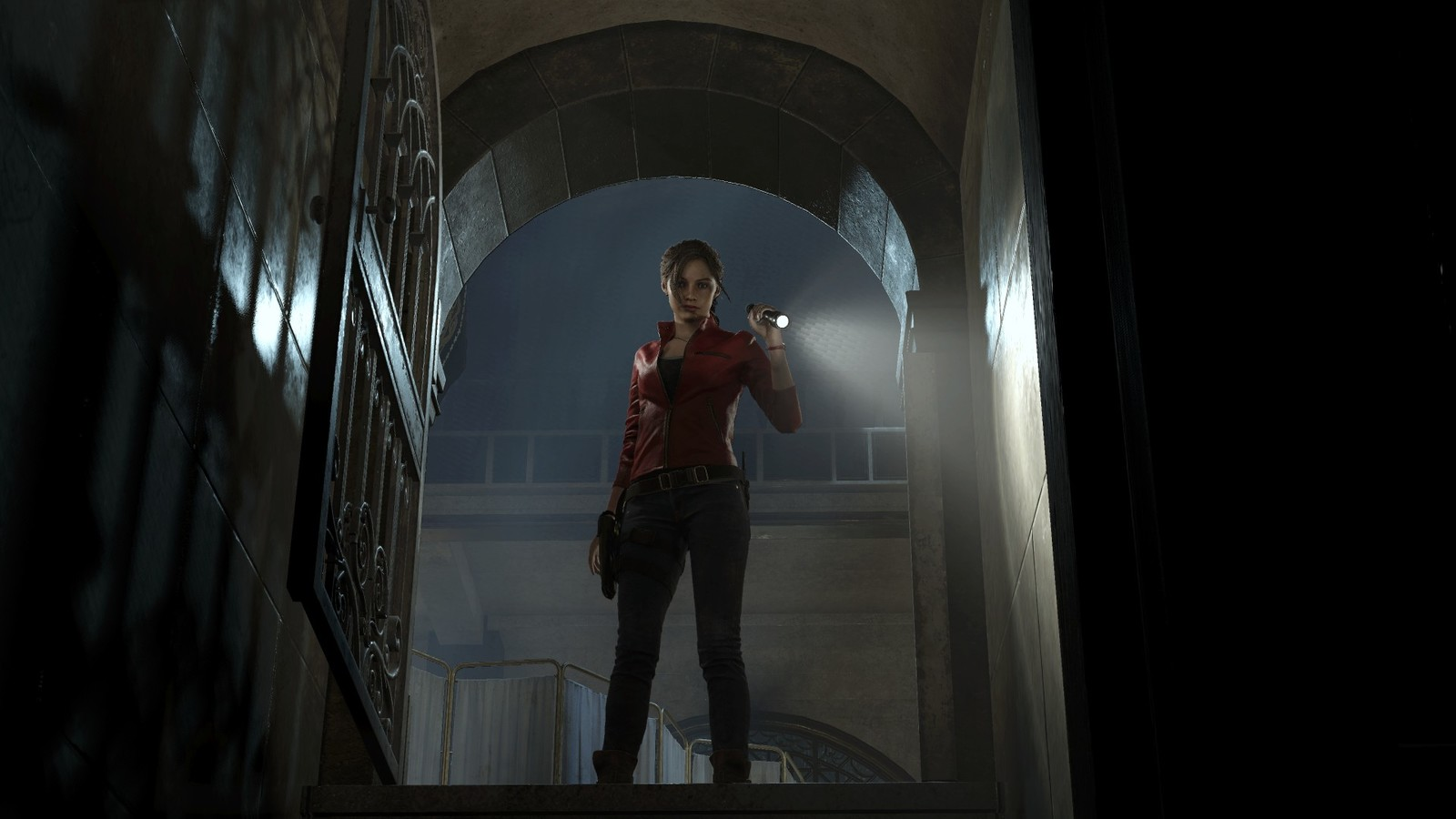 Capcom Announces 1 Shot Demo For New Resident Evil 2 Gameaxis