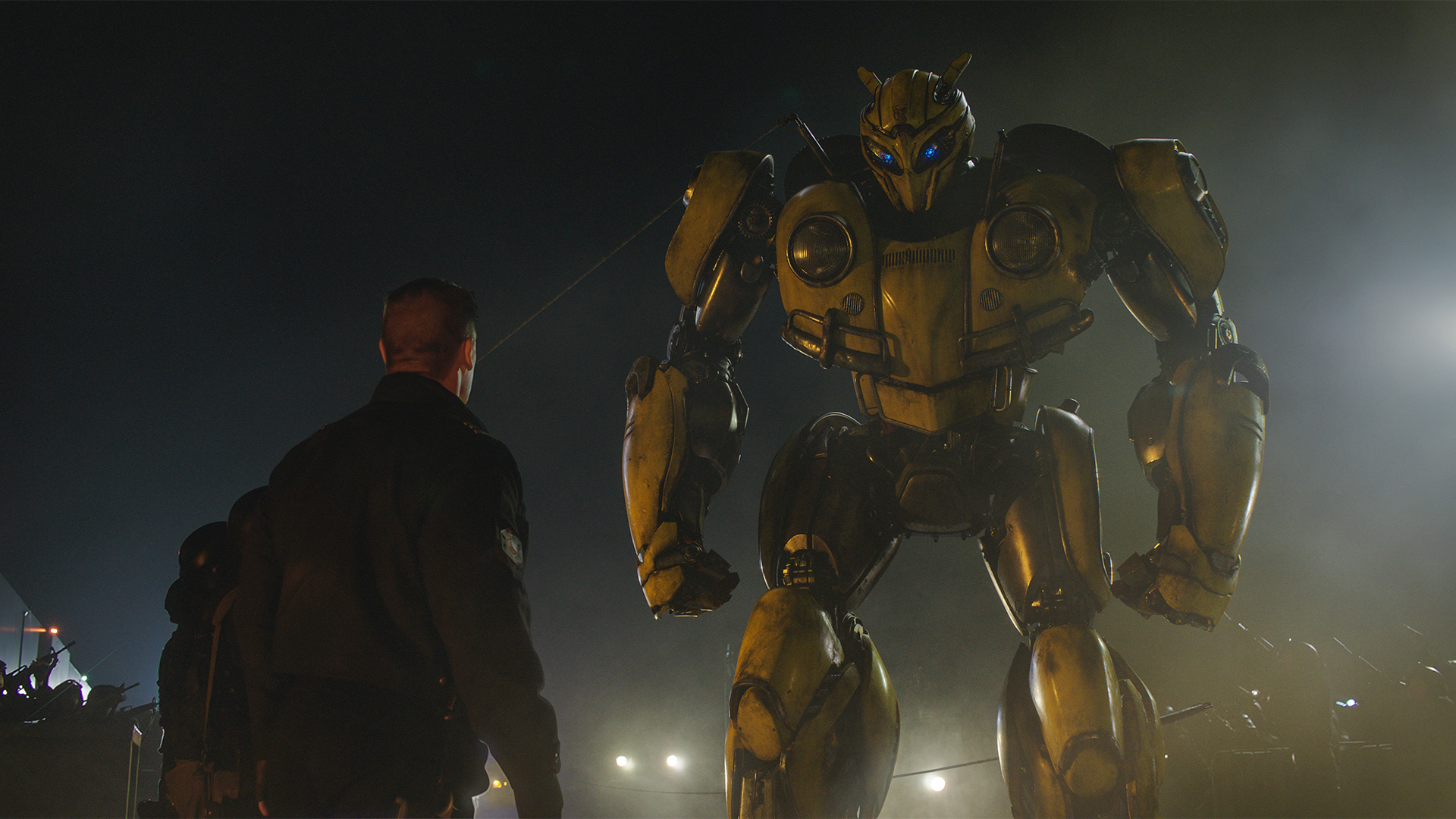 Bumblebee Movie 01