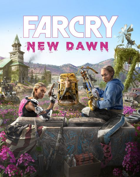 Far Cry New Dawn - Key Art