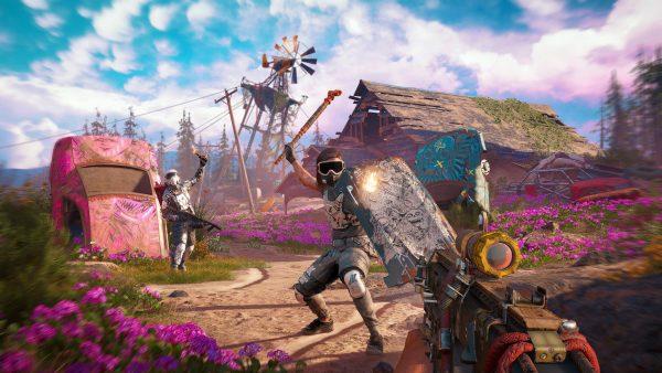 Far Cry New Dawn - Reveal 01