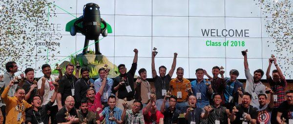 Google Indie Games Accelerator 2018 - Graduates