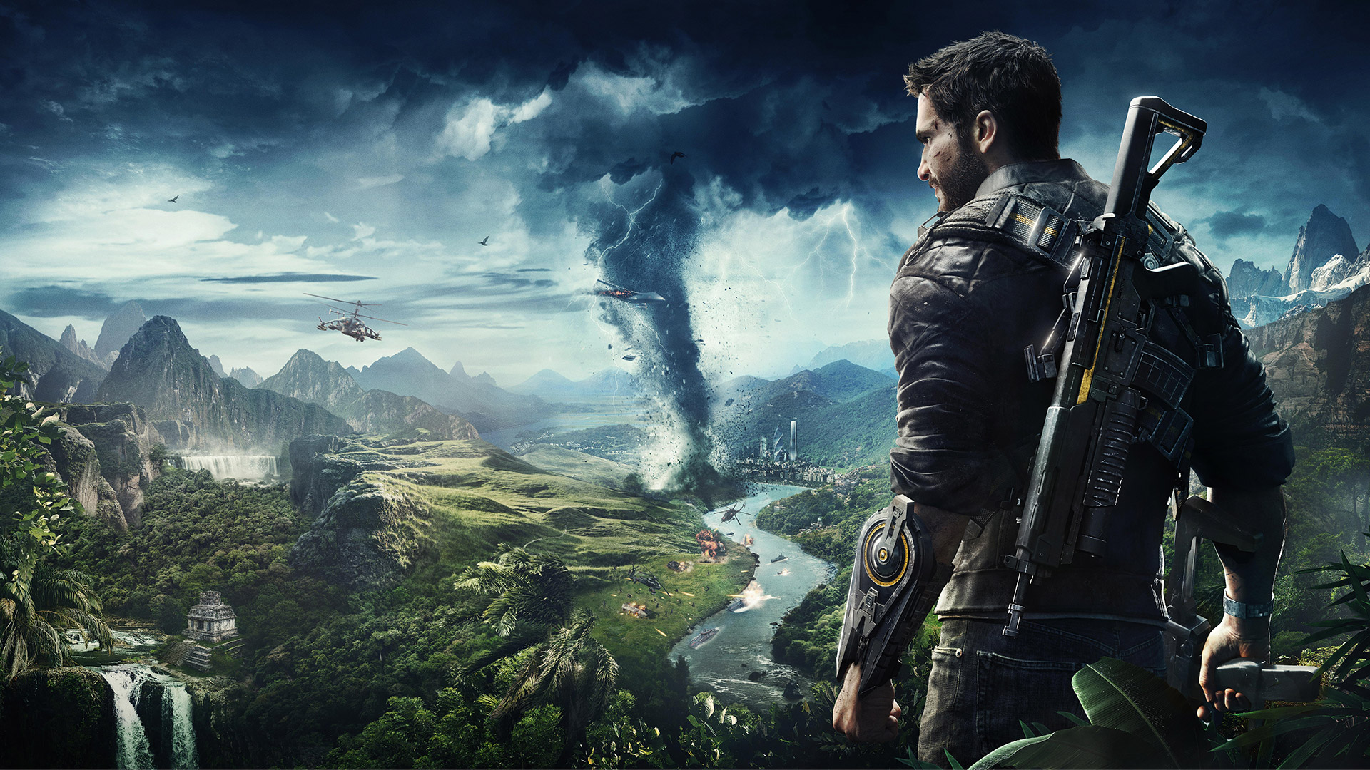 Just Cause 4 - Review 01
