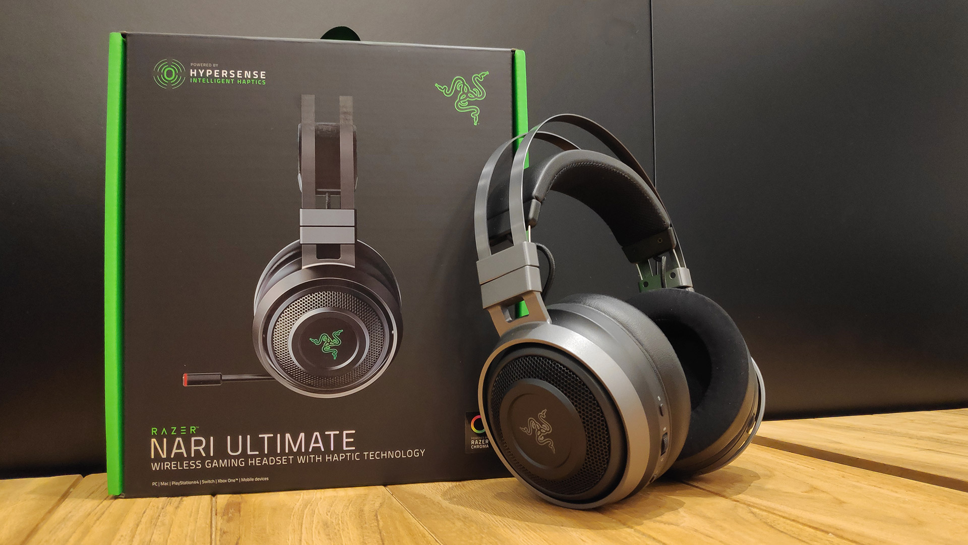 Razer Nari Ultimate - Review 01